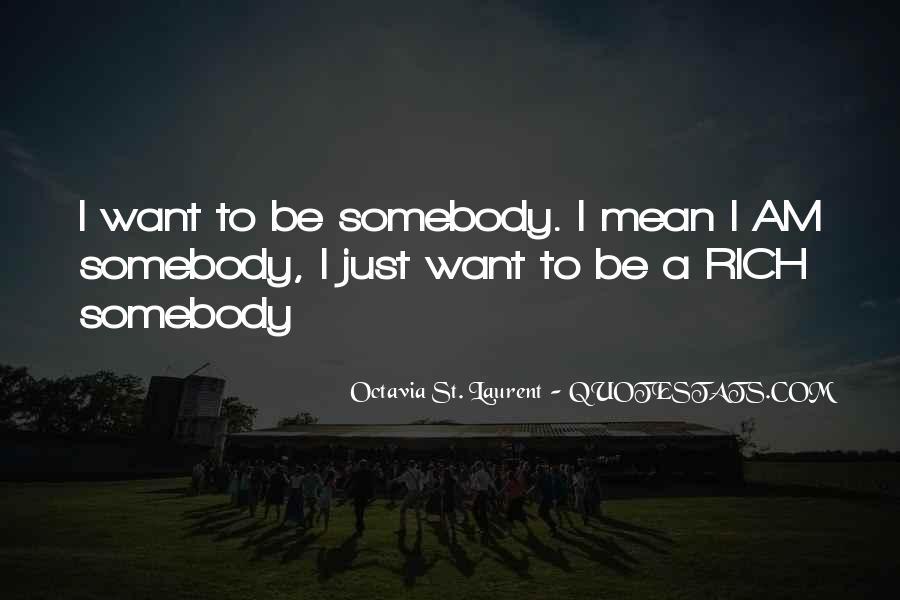 Octavia St. Laurent Quotes #493994
