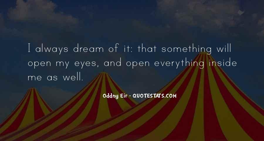 Oddny Eir Quotes #1113712