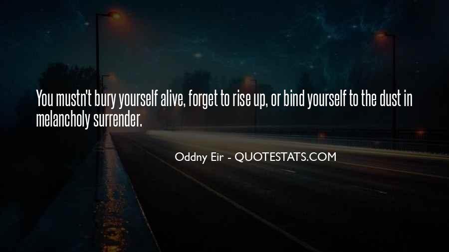 Oddny Eir Quotes #1344632