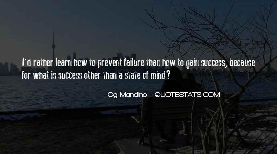 Og Mandino Quotes #141935
