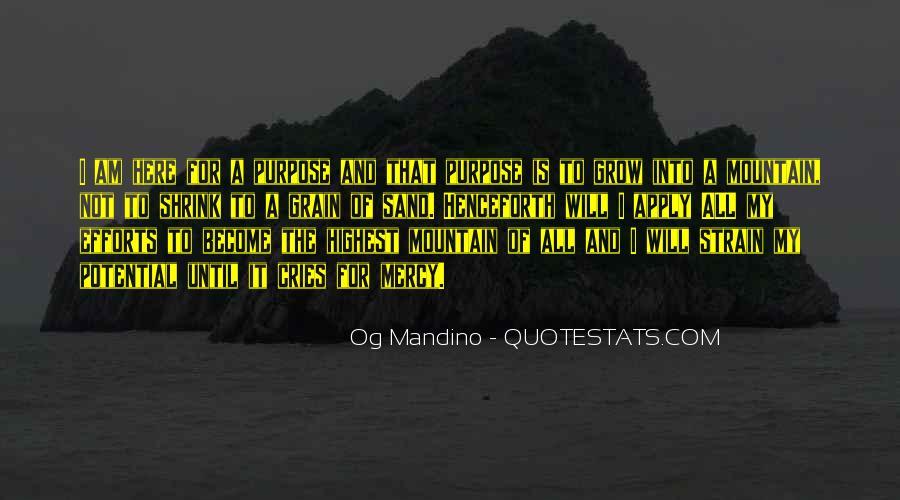 Og Mandino Quotes #1515114