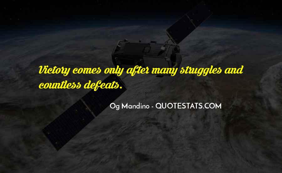 Og Mandino Quotes #1621284