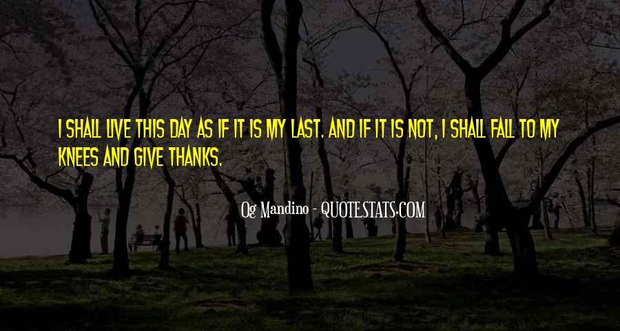 Og Mandino Quotes #1621520