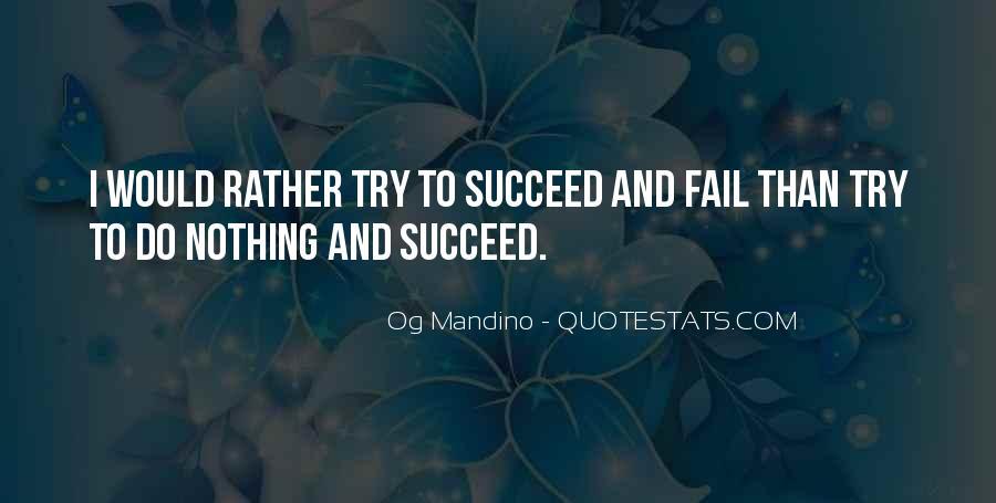 Og Mandino Quotes #174473