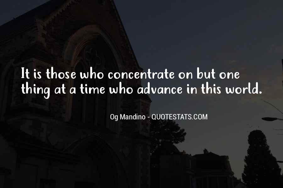 Og Mandino Quotes #1749905