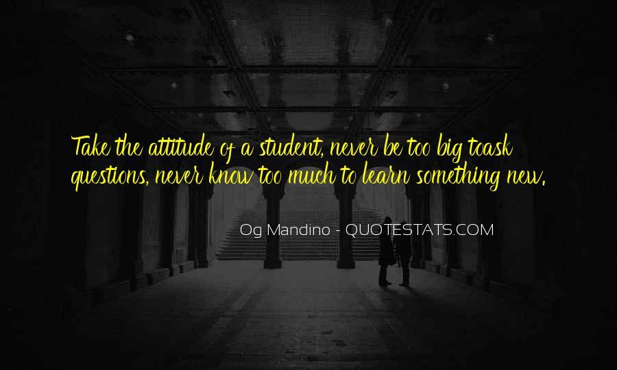 Og Mandino Quotes #352848