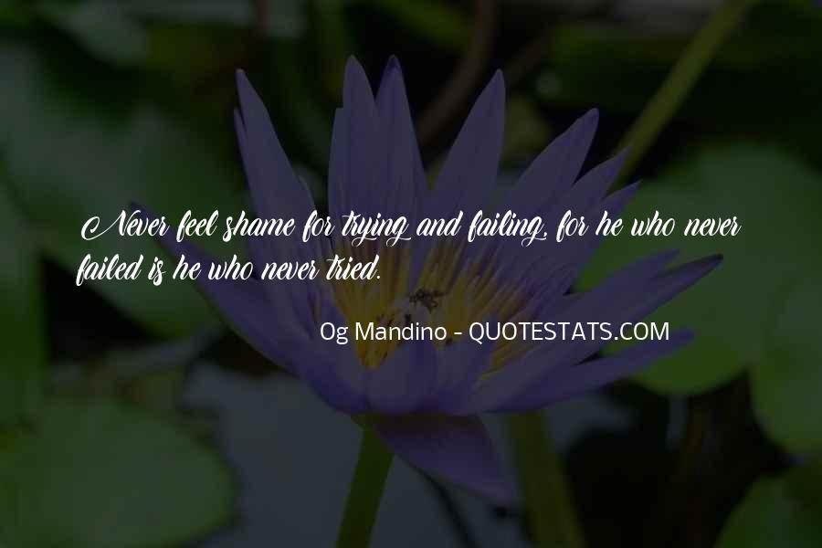 Og Mandino Quotes #445477