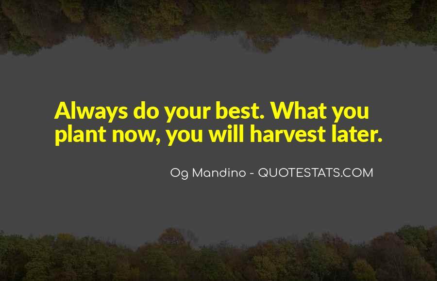 Og Mandino Quotes #480926