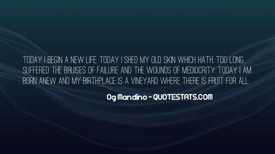Og Mandino Quotes #516597