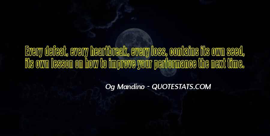 Og Mandino Quotes #572446
