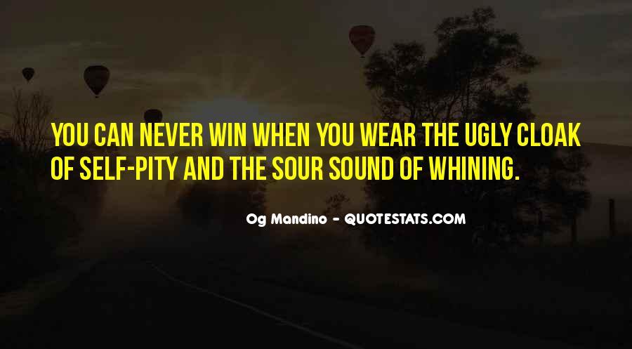 Og Mandino Quotes #732368