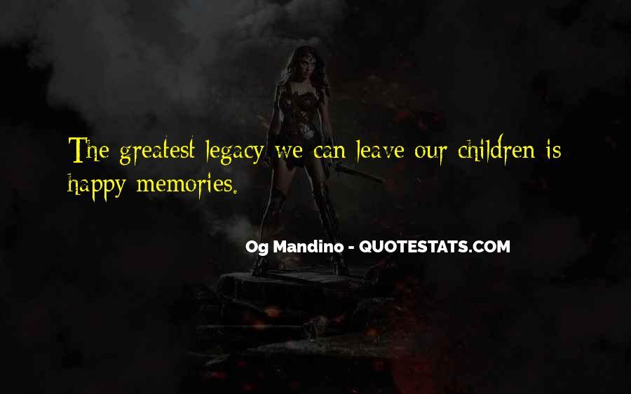 Og Mandino Quotes #850940