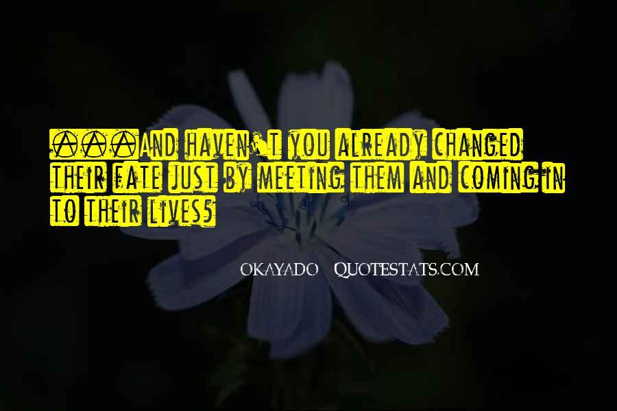 OKAYADO Quotes #1770872