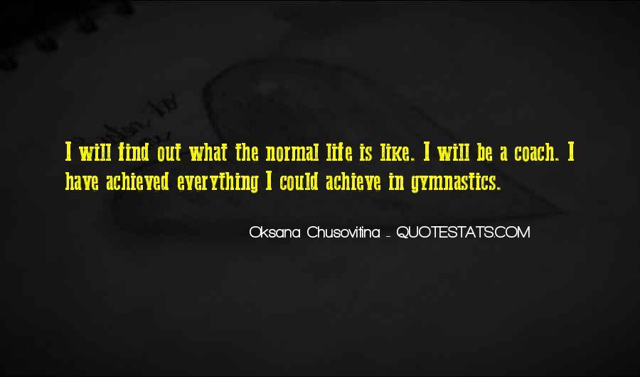 Oksana Chusovitina Quotes #1182401