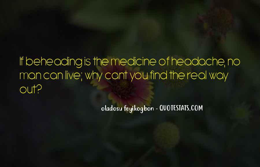 Oladosu Feyikogbon Quotes #1633005