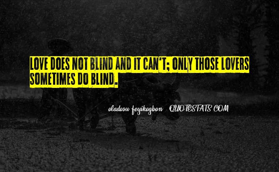 Oladosu Feyikogbon Quotes #1815293
