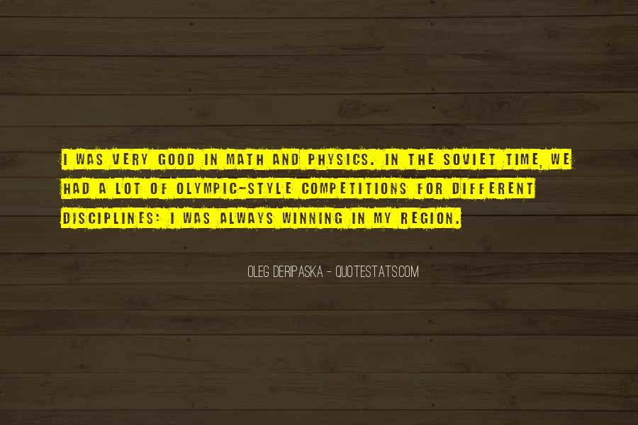 Oleg Deripaska Quotes #1032133
