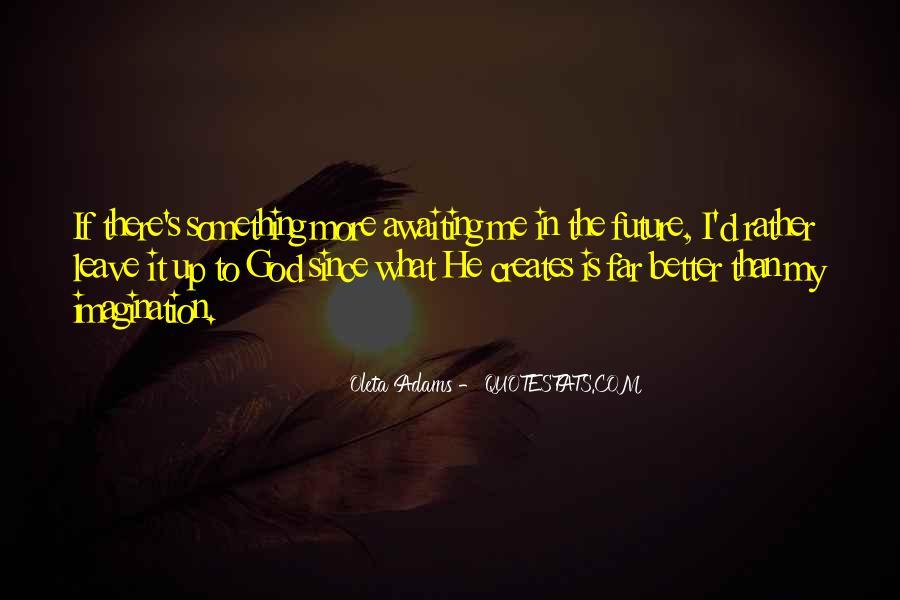 Oleta Adams Quotes #1267063