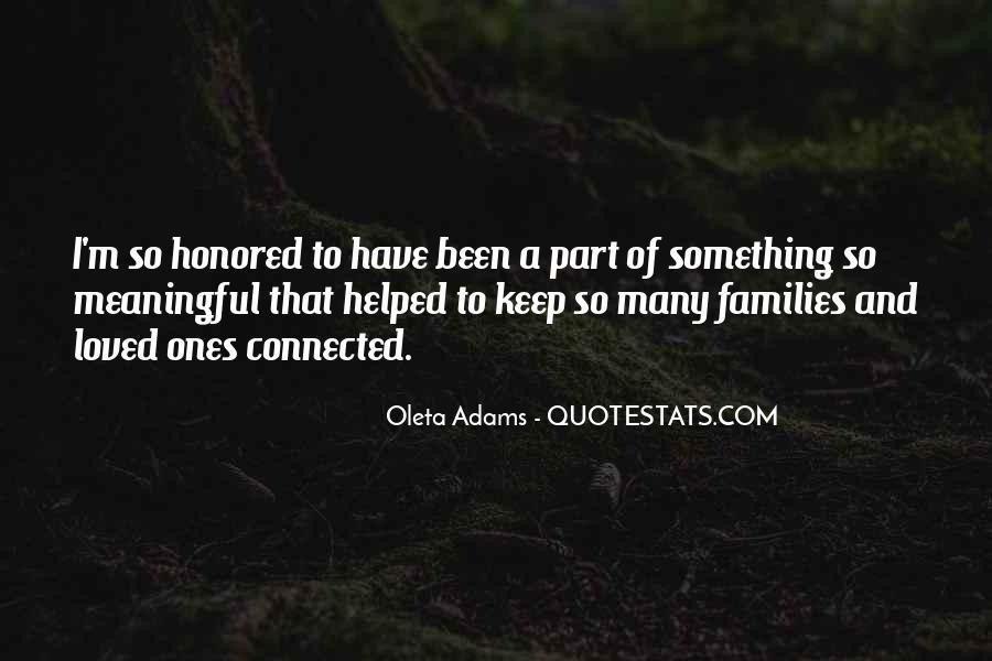 Oleta Adams Quotes #22430