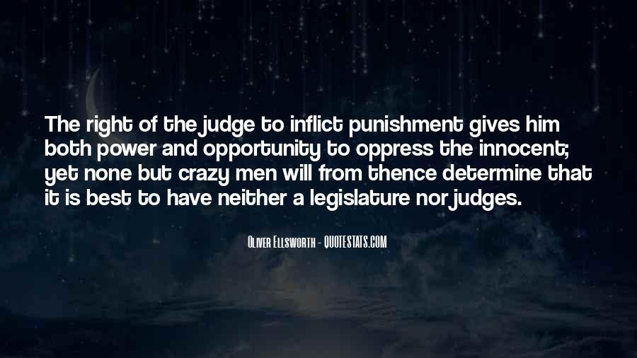 Oliver Ellsworth Quotes #160626