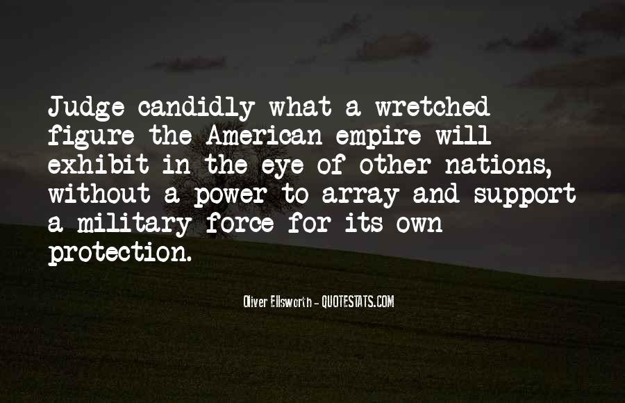 Oliver Ellsworth Quotes #794596
