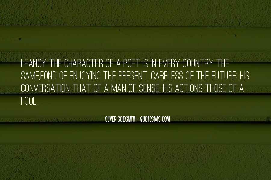 Oliver Goldsmith Quotes #1048491