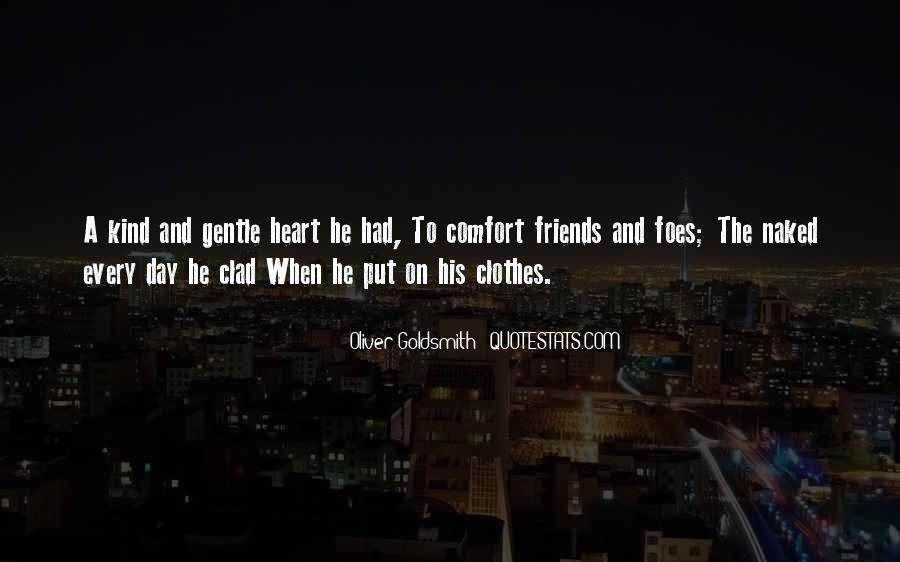 Oliver Goldsmith Quotes #1088339