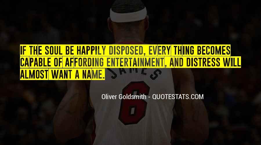 Oliver Goldsmith Quotes #1123440