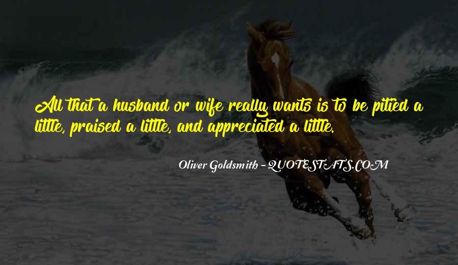 Oliver Goldsmith Quotes #1182252