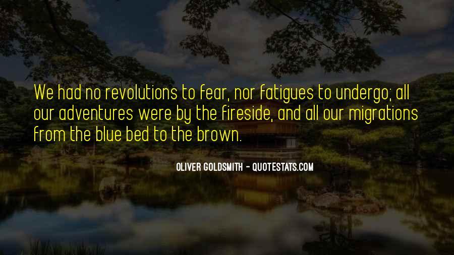 Oliver Goldsmith Quotes #1222922