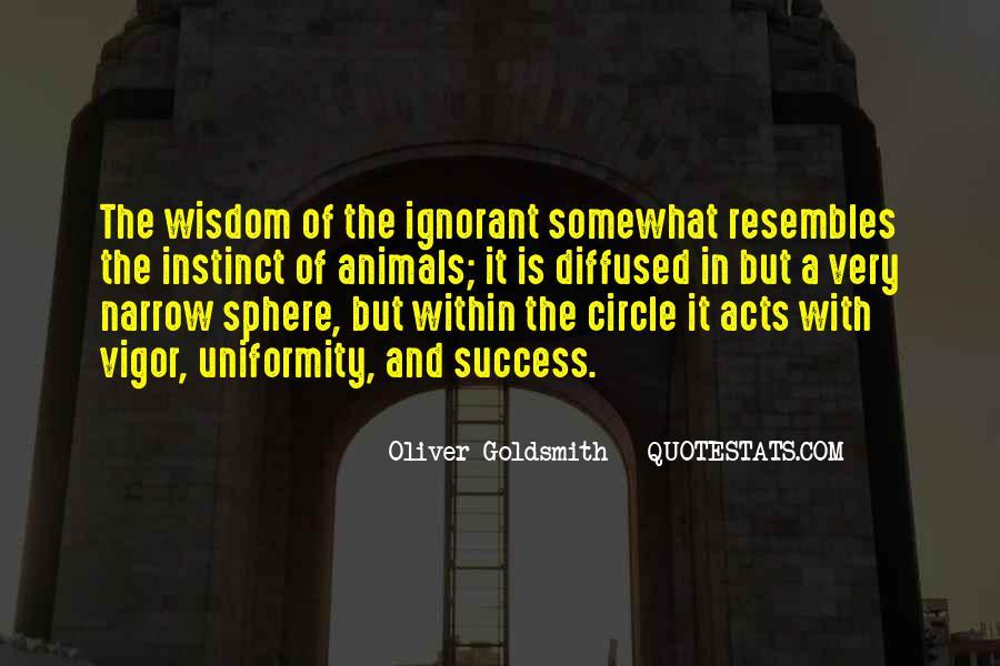 Oliver Goldsmith Quotes #1428290