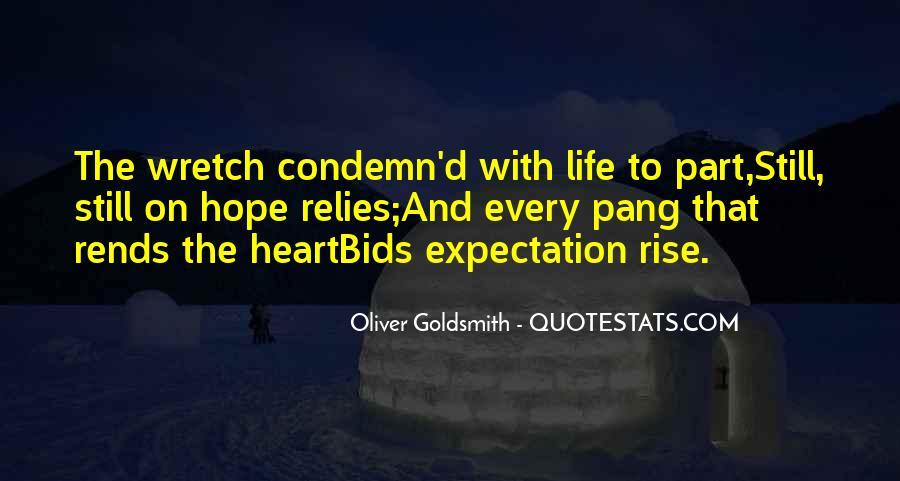 Oliver Goldsmith Quotes #1429332
