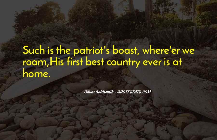 Oliver Goldsmith Quotes #1478828