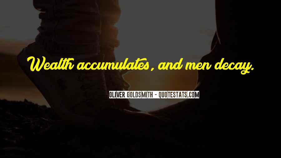 Oliver Goldsmith Quotes #1584504