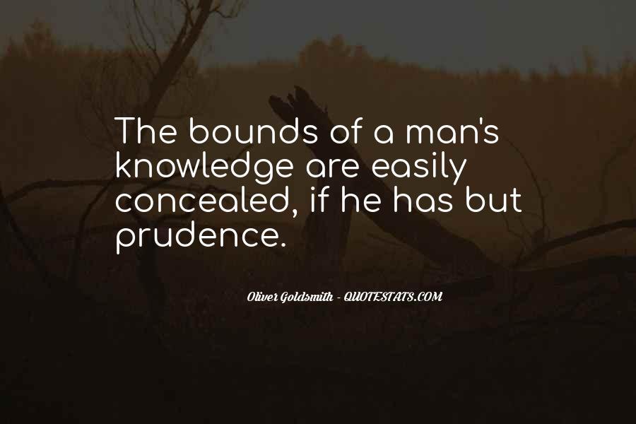 Oliver Goldsmith Quotes #1646557