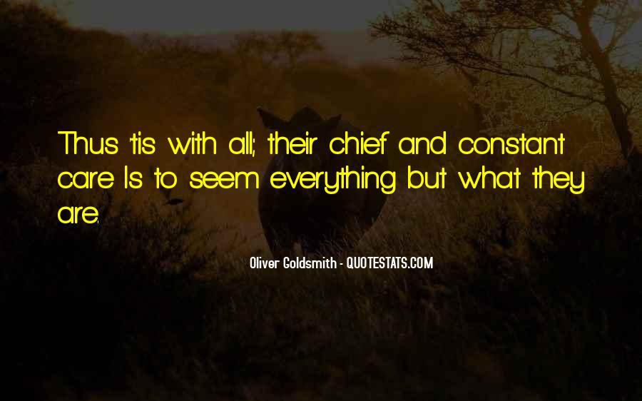Oliver Goldsmith Quotes #170632