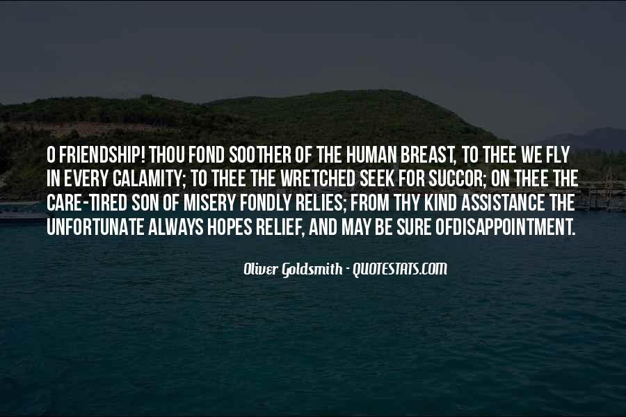 Oliver Goldsmith Quotes #1728231
