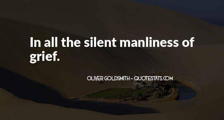 Oliver Goldsmith Quotes #1732671