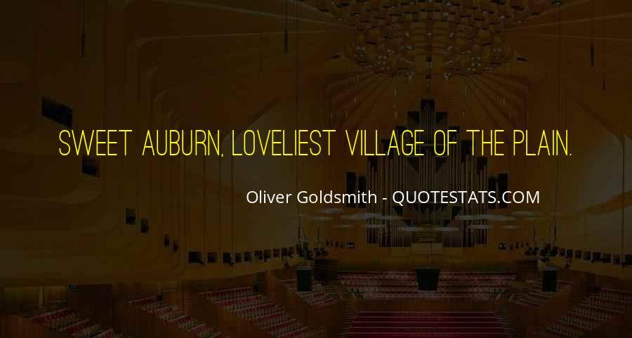 Oliver Goldsmith Quotes #1786396