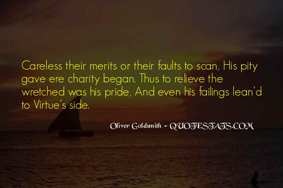Oliver Goldsmith Quotes #1808842