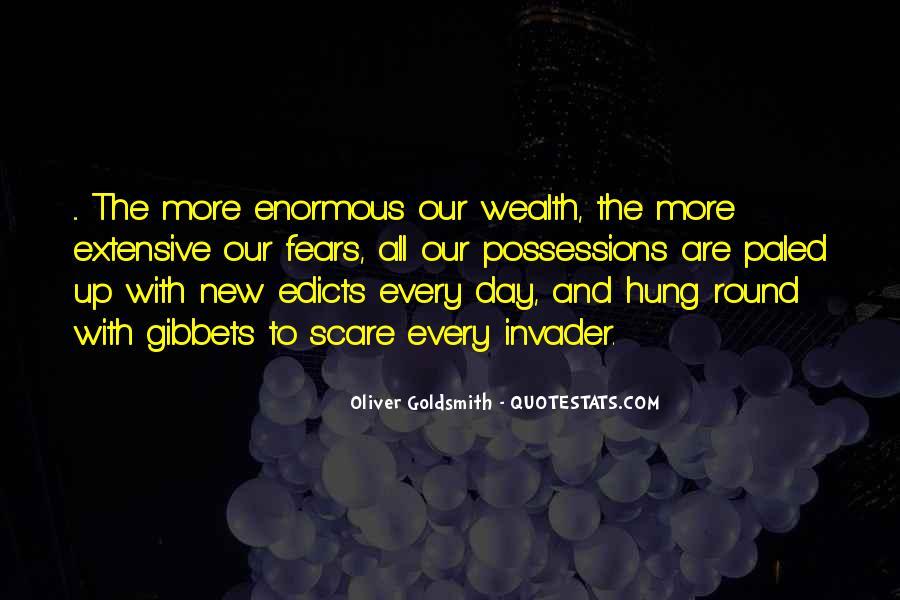 Oliver Goldsmith Quotes #22444