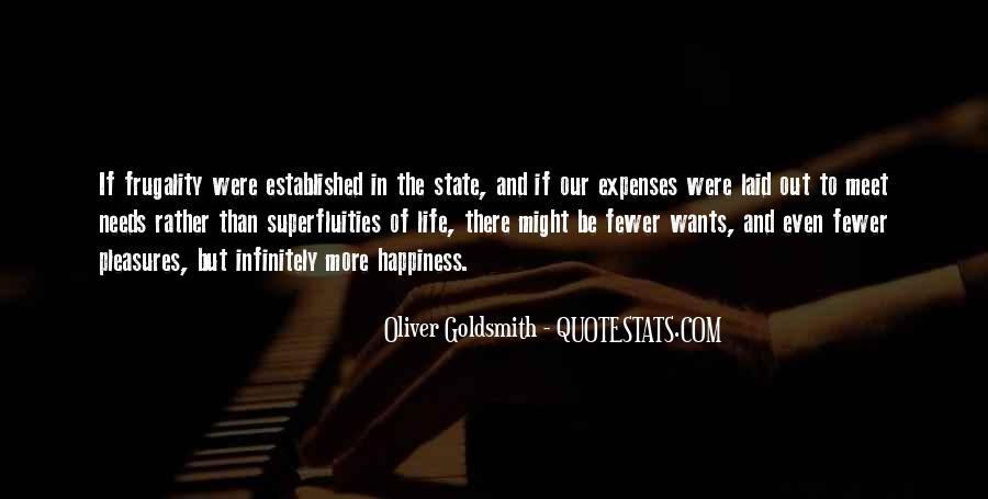 Oliver Goldsmith Quotes #310339