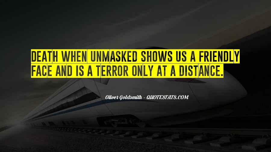 Oliver Goldsmith Quotes #316458