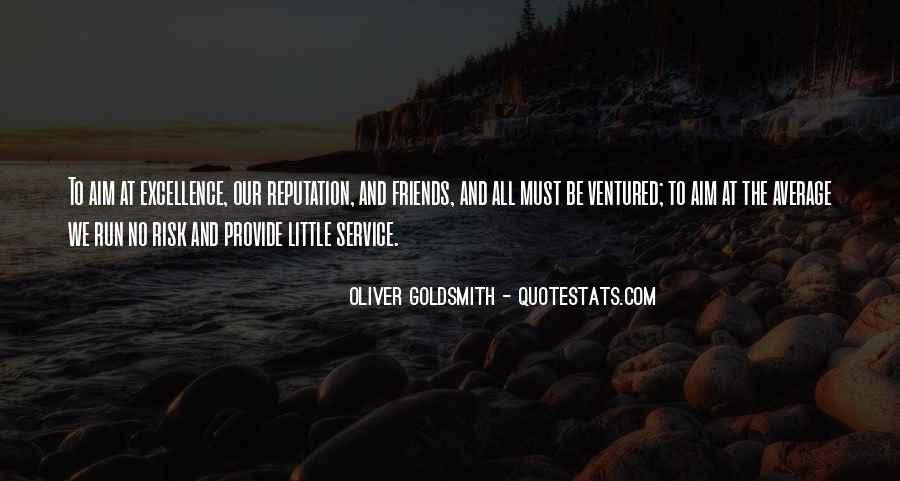 Oliver Goldsmith Quotes #416161