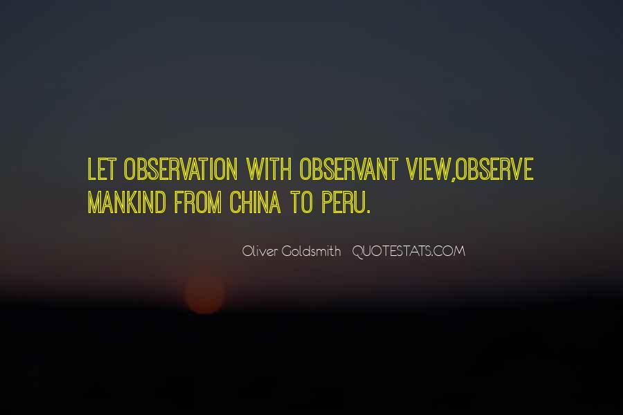 Oliver Goldsmith Quotes #423414