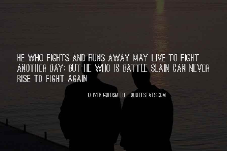Oliver Goldsmith Quotes #430755