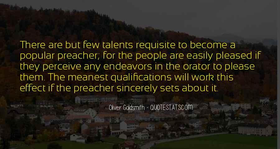 Oliver Goldsmith Quotes #567076
