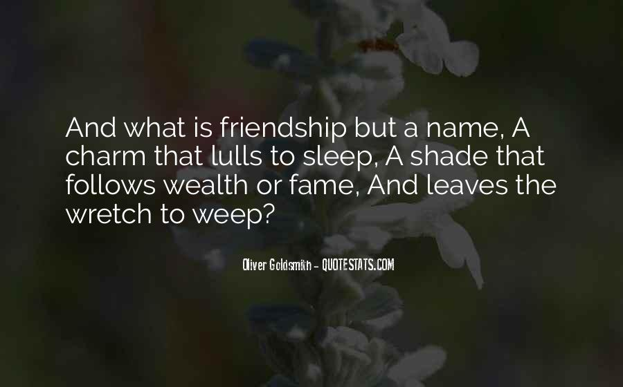 Oliver Goldsmith Quotes #739815