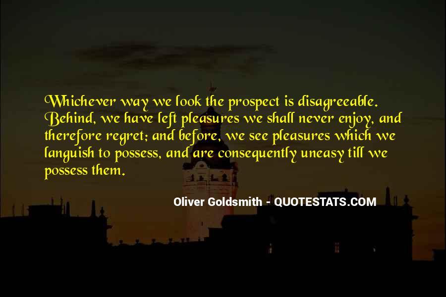 Oliver Goldsmith Quotes #744212
