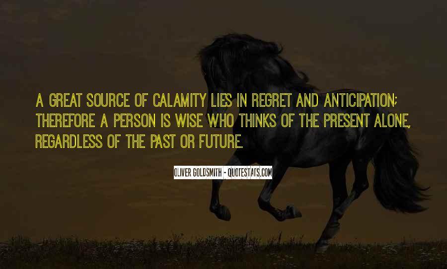 Oliver Goldsmith Quotes #75754